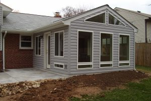 Addition Complete - Outside