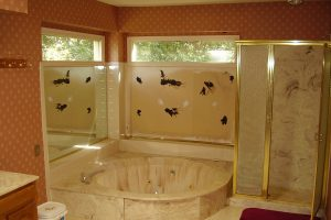 Bathroom Remodel- Before